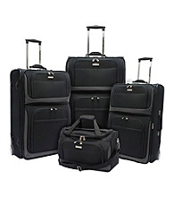 Traveler's Choice® Lightweight 4-pc. Luggage Set