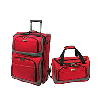 Traveler's Choice® Lightweight 2-pc. Carry-On Luggage Set