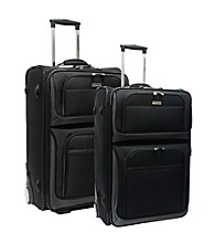 Traveler's Choice® Rugged Wheeled Luggage Collection
