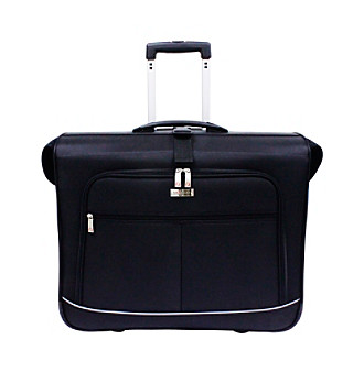 "Traveler's Choice® Vienna 44"" Traditional Rolling Garment Bag"