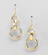 Lauren Ralph Lauren Goldtone Earrings