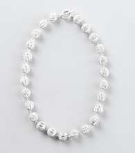 Lauren Ralph Lauren Crystal Necklace