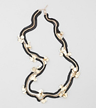 Erica Lyons® Spectrum Long Chains Necklace