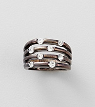 Guess Jet Band Ring