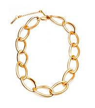 Kenneth Cole® Goldtone Link Necklace