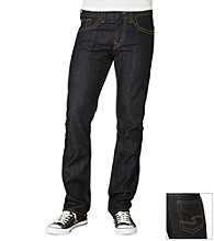 Silver® Silver Jeans Co. Men's Indigo Konrad Straight Fit Dark Wash