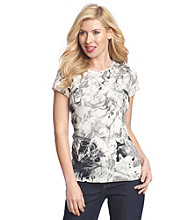 Relativity® Short Sleeve Crewneck