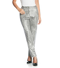 Ruby Rd.® Sunshine State Animal Print Ankle Pant