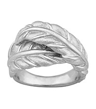 Aluminum Leaf Ring