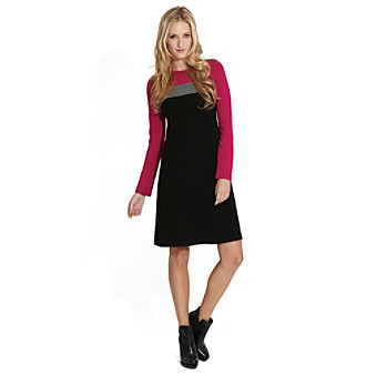 Karen Kane® Colorblock Dress