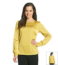 Nine West® Charmeuse Blouse