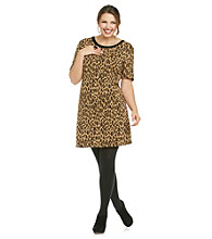 Lennie Plus Size Animal Print Dress