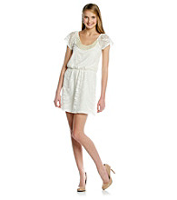 Trixxi® Juniors' Lace Dress