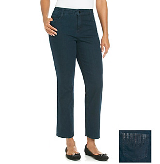 Jones New York Signature Petites' Indigo Lexngton Jean