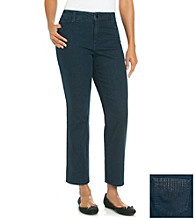Jones New York Signature® Petites' Indigo Lexngton Jean