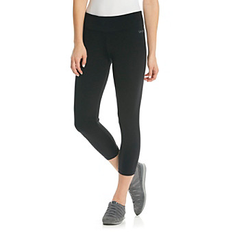 Perfect for the gal on the go, these running tights from Calvin Klein Performance are sure to please.
