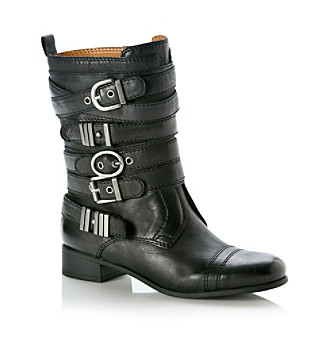 "Nine West Vintage America Collection® ""Saidee"" Casual Boot - Black"