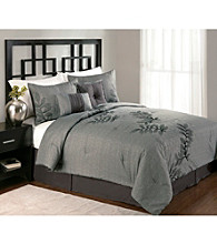 Courtland 6-pc. Comforter Set by LivingQuarters