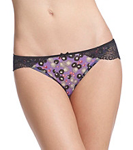 DKNY® Monet Floral Print Seductive Lights Bikini