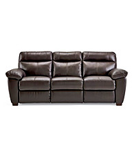 Softaly Mountain Leather/Match Sofa