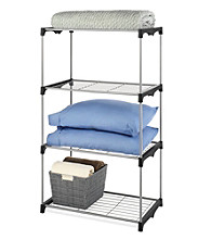LivingQuarters 4-Tier Shelves