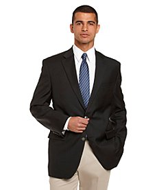 Michael Kors® Men's Black Big & Tall Blazer