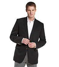 Calvin Klein Men's Big & Tall Navy Blazer