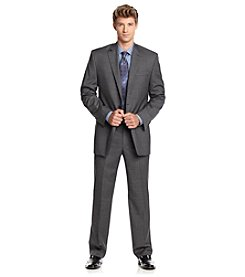 Lauren Ralph Lauren Men's Big & Tall Grey Suit Separates