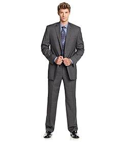 Lauren Ralph Lauren Men's Big & Tall Grey Suit Separates