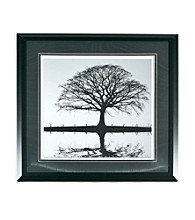 Star Creations Shimmering Oak Wall Art