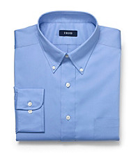 Izod® Men's Big & Tall Cornflower Blue Long Sleeve Dress Shirt