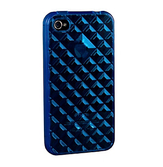 Greene + Gray™ Blue Jelly iPhone® Cover