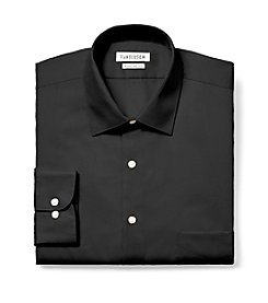 Van Heusen® Men's Black Big & Tall Long Sleeve Dress Shirt