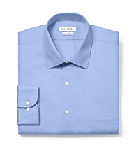 Van Heusen® Men's Blue Crystal Big & Tall Long Sleeve Dress Shirt