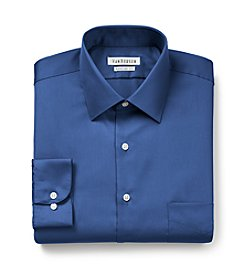 Van Heusen® Men's Blue Velvet Big & Tall Dress Shirt