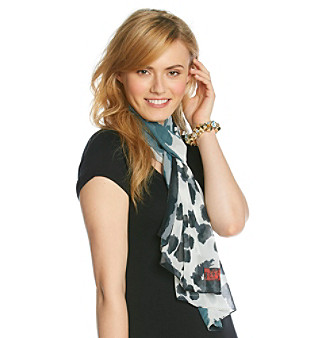 Betsey Johnson® Animal Scarf