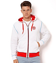 Nautica® Men's Bright White Knit Hoody