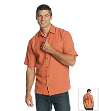 Tommy Bahama® Men's Deep Shrimp Island Riders Camp Shirt