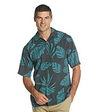 Tommy Bahama® Men's Coal Tommy from the Block Camp Shirt