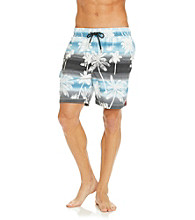 Tommy Bahama® Men's Black Naples Bay Swim Trunks