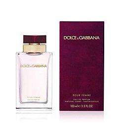 Dolce & Gabbana® Pour Femme Eau de Parfum Spray