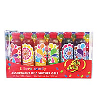 Simple Pleasures Jelly Belly 6-piece Shower Gel Assortment