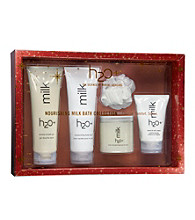 H2O Nourishing Milk Bath Collection