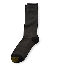 GOLD TOE® Men's West Jersey Cushion Crew Socks
