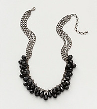 BT-Jeweled Jet Ab/Hematite 18