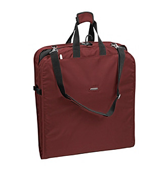 "Wally Bags 52"" Garment Bag with Shoulder Strap"