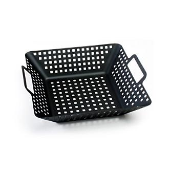 Charcoal Companion® Large Non-Stick Square Wok