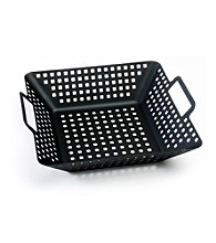 Charcoal Companion® Large Non-Stick Square Wok
