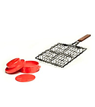 Charcoal Companion® 2-pc. Stuff-A-Burger® Set
