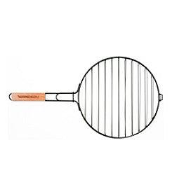 Charcoal Companion® Non-Stick Wire Quesadilla Basket
